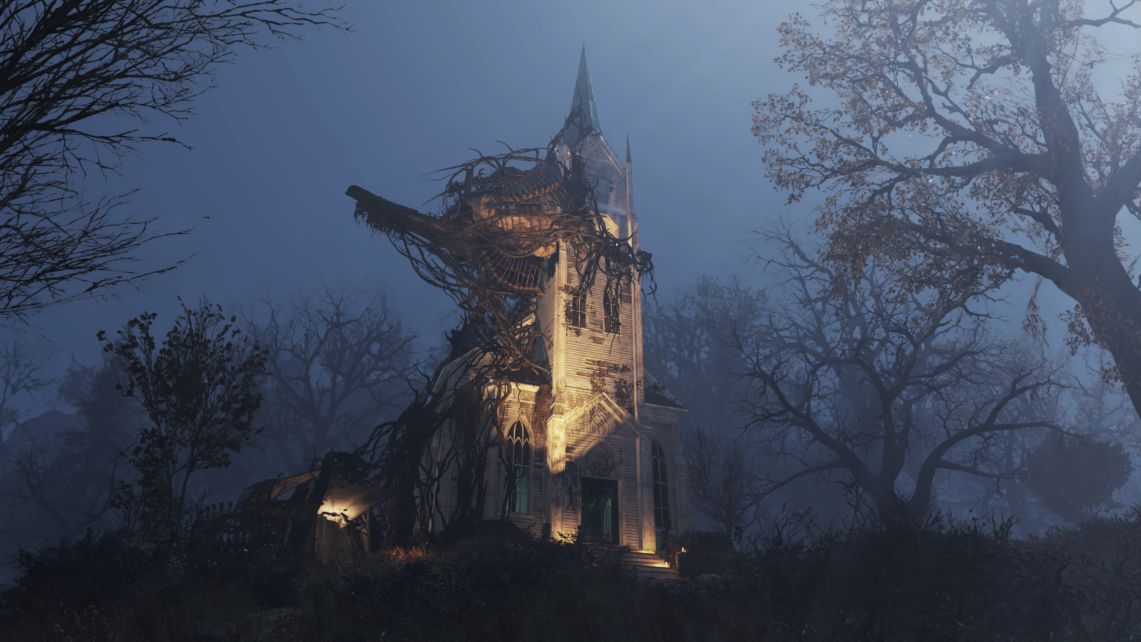 FO76WL Cultist Church