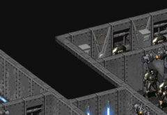 Fo2 GECK Oil Rig trap room