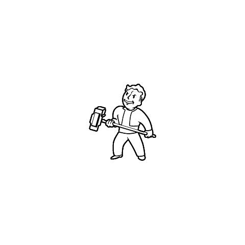 Іконка навички в <i>Fallout 3</i>
