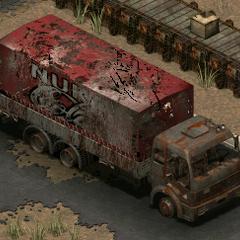 Вантажівка з ядер-колою (<i>Fallout Tactics</i>)