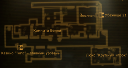 FNV The Tops 13th floor intmap