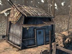 FO3 Jericho's house