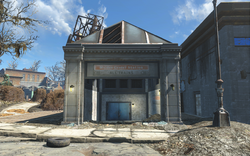 FO4 Malden Center Station