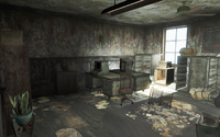FO4 National Guard training yard room