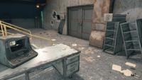 FO4 Sentinel site blast door override