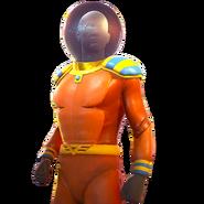 FO76 Captain Cosmos Suit