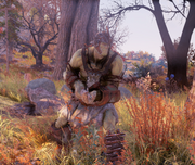FO76 Injured Super Mutant