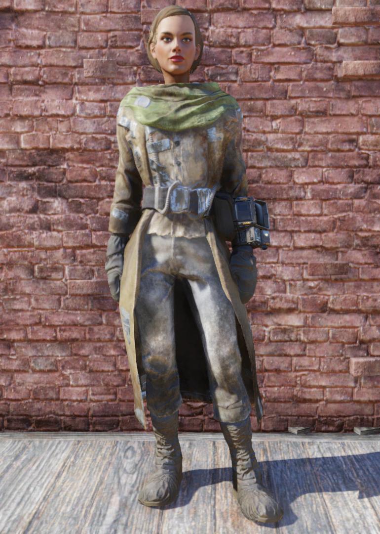 Traveling leather coat (Fallout 76) | Fallout Wiki | FANDOM