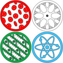 Symbole działów