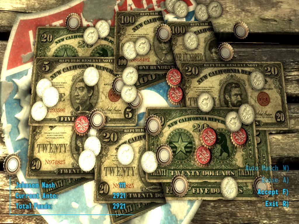 Caravan Game Fallout Wiki Fandom Powered By Wikia