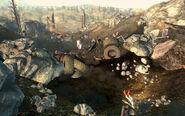 FO3MZ Alien homing beacon Old Olney
