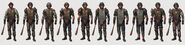FO4 DC guard armor lineup