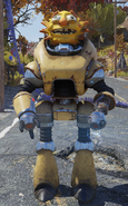 FO76 Cheerful beekeeper masked