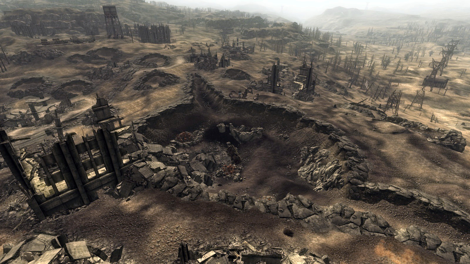 Citaten Seneca Fallout 4 : Bannister crater fallout wiki fandom powered by wikia
