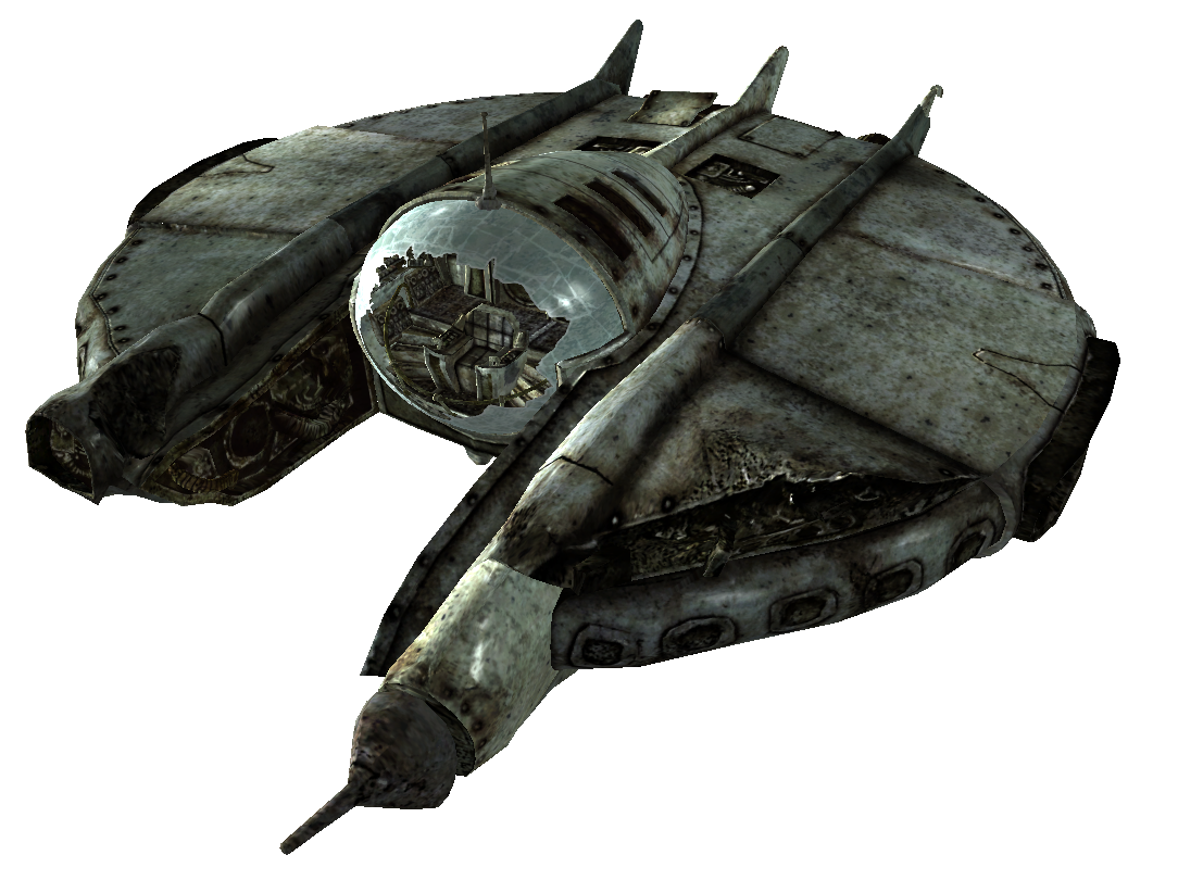 Image - ReconCraft.png | Fallout Wiki | FANDOM powered by Wikia for Ufo Ship Png  55nar