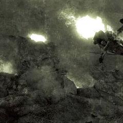 В кінцівці після знищення Рейвен-Року (№2)