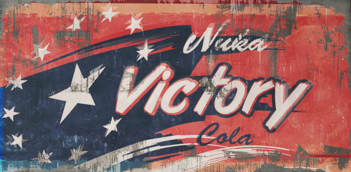 image fo4nw nuka cola victory logo png fallout wiki fandom