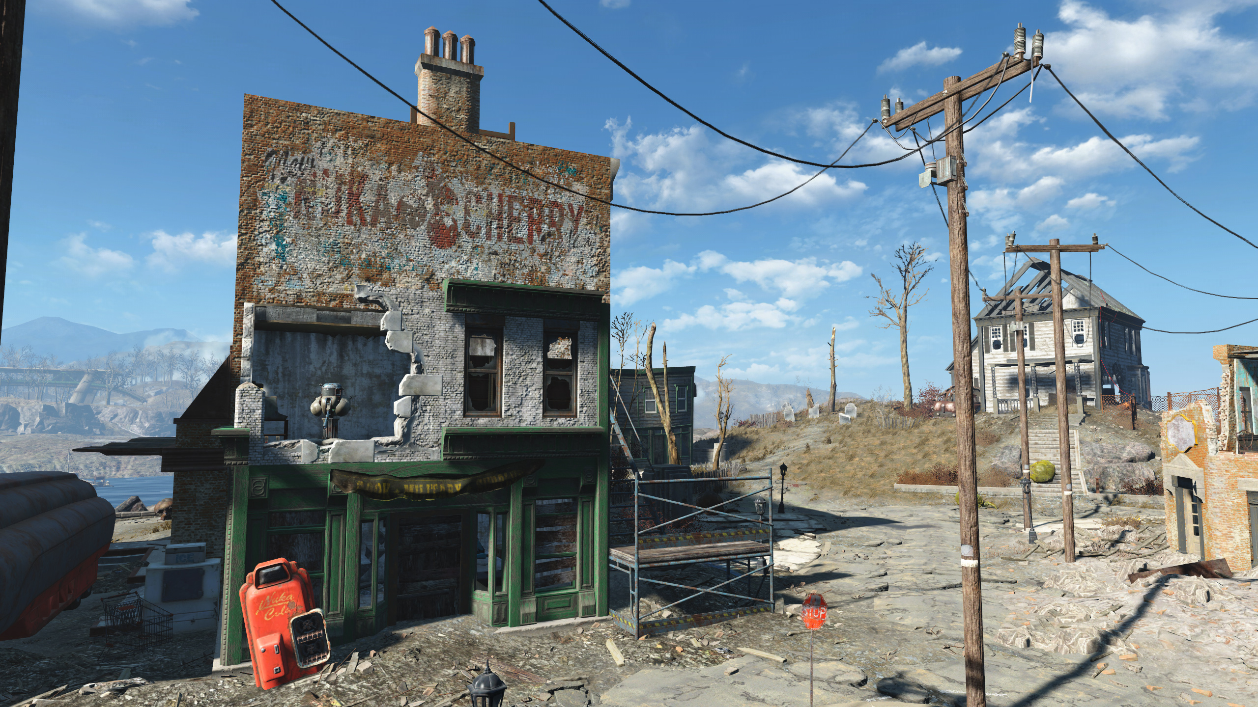 FO4 Salem Rook Military Surplus