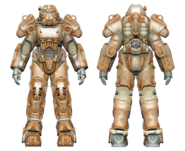 FO4 T-60 Power Armor