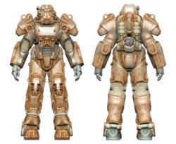FO4 T-60 Power Armor