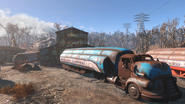 FO4 Wicked Shipping Fleet Lockup