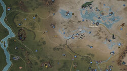 FO76 Clarksburg wmap
