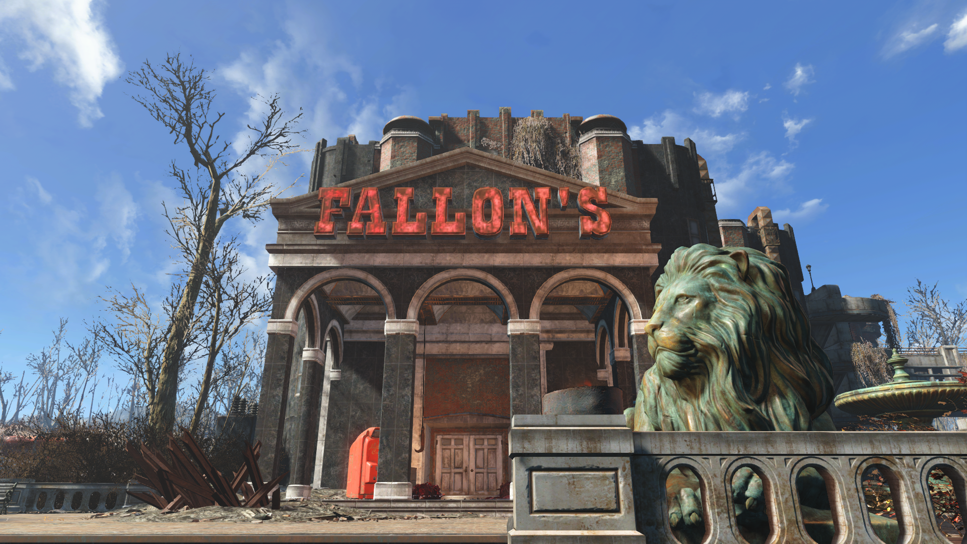 Fallons department store Fallout Wiki FANDOM powered by Wikia