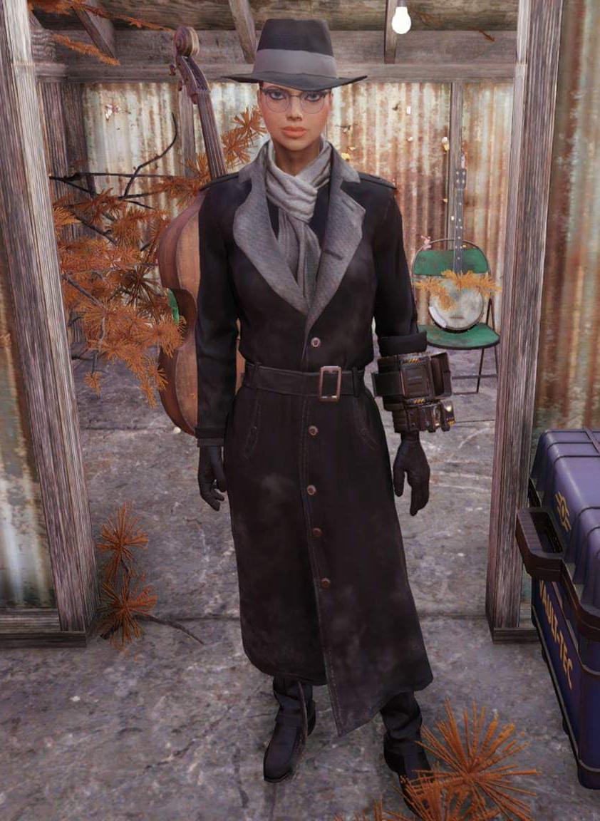 Silver Shroud costume (Fallout 76) | Fallout Wiki | FANDOM