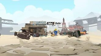 Fallout Shelter Online Official Promo 1