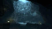 Fo3 cave passage