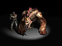 Fobos deathclaw 2