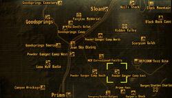 Powder Ganger Camp East loc