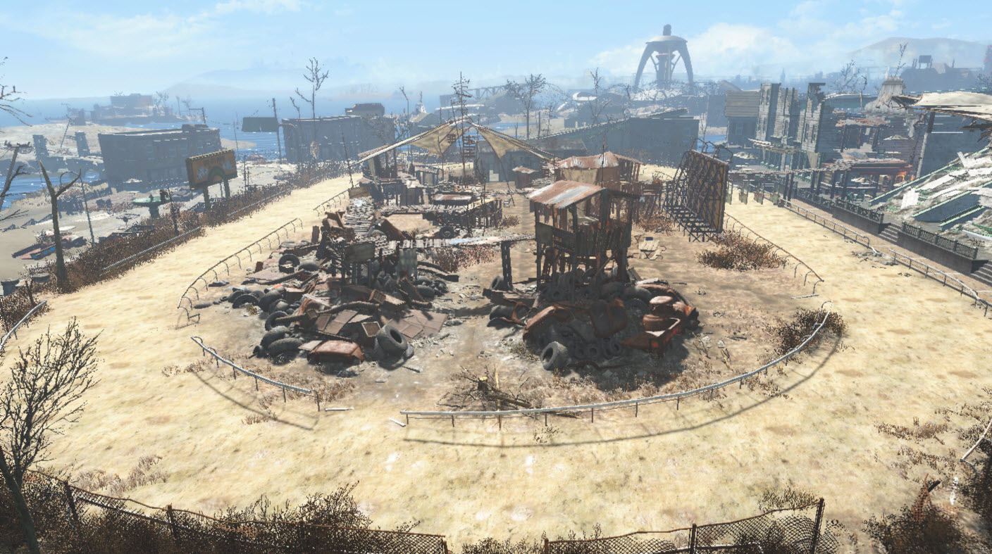 Easy City Downs | Fallout Wiki | FANDOM powered by Wikia