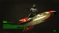 FO4NW Nuka-Girl rocketsuit Loading Screen