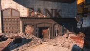 FO4 Commonwealth Bank outside