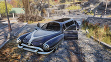 FO76 Limousine (Sugarmaple)