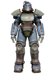 FO76 T-51 power armor