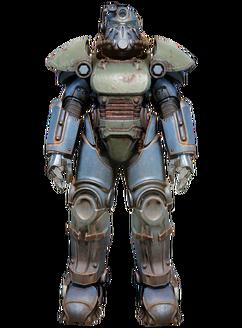 FO76 T-51 power armor