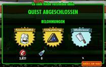 FOS Quest - Zu viele Köche versterben allein - 06 - Belohnungen