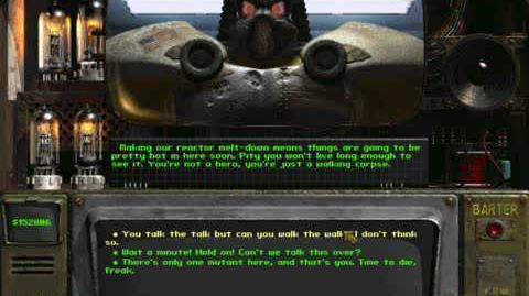 Fallout 2 Flashback - - True Annihilation of Frank Horrigan