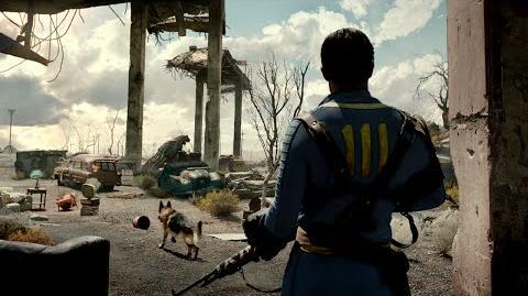 "Fallout 4 – Ролик ""The Wanderer"" (Странник)"