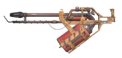 Fo76 Pyrolyzer