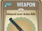 Enhanced lever-action rifle