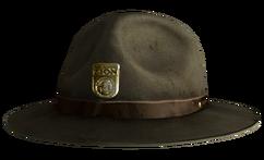 HH Park ranger hat