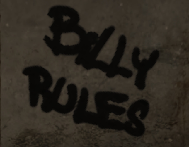 Billy rules