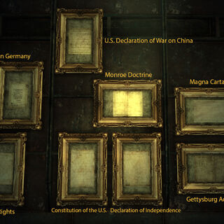Overview of all the documents with their position in the gallery