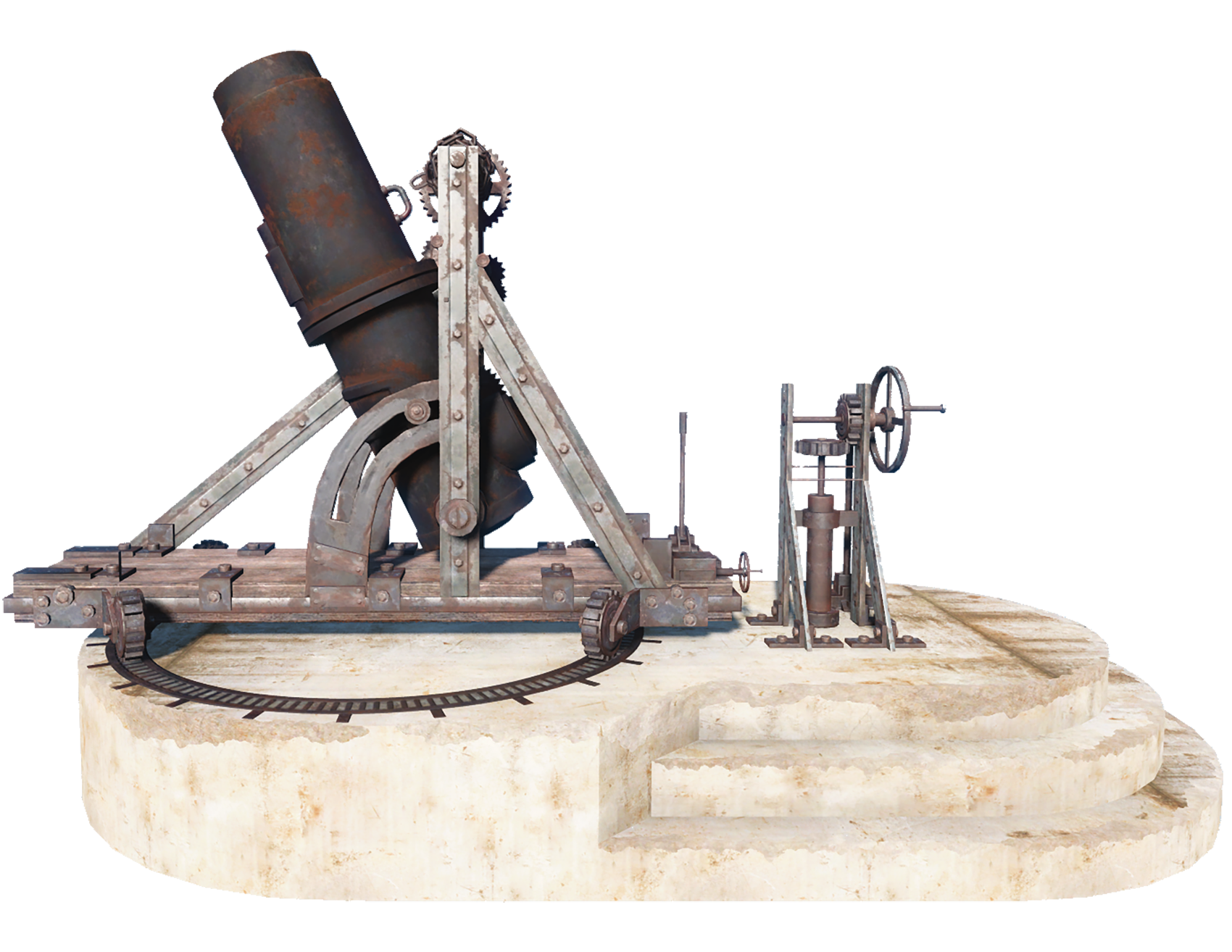 Artillery piece (Fallout 4) | Fallout Wiki | FANDOM powered by Wikia