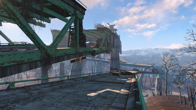 File:FO4 Mass Pike Interchange from elevator.png