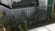 FO76 Bicycle in Summersville (1)