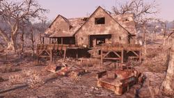 FO76 Black Bear Lodge
